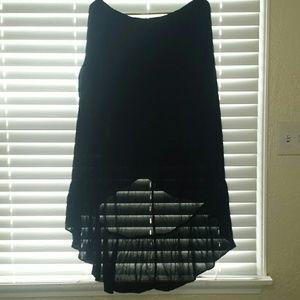 A New Day high low elastic waist skirt xl